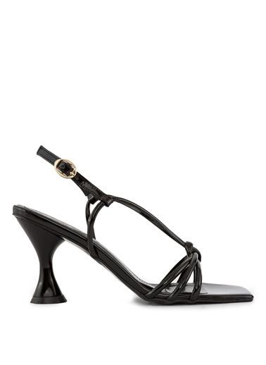Sole Sisters Topuklu Sandalet Siyah - Brielyn Siyah